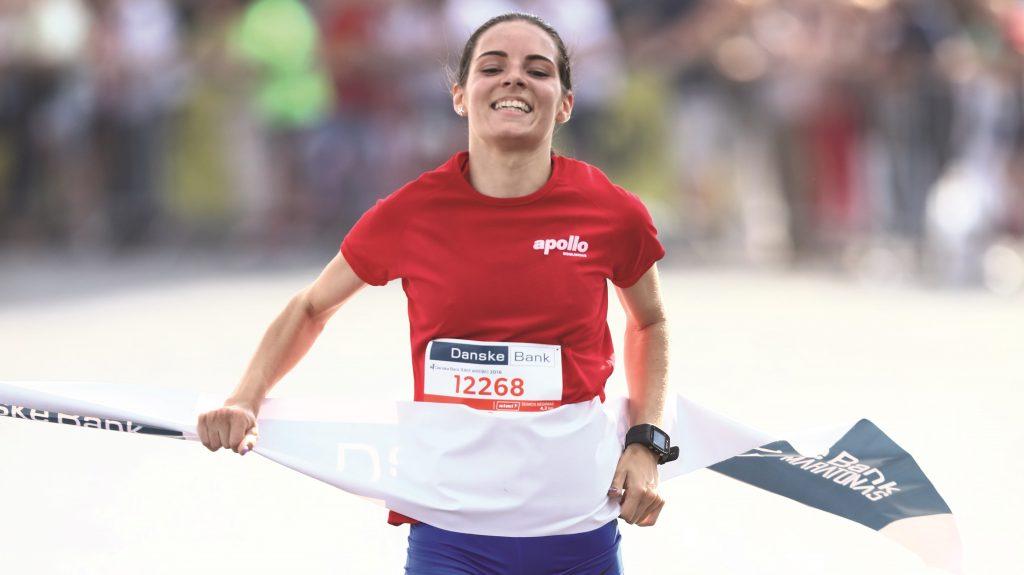 ilgų nuotolių bėgimas ir širdies sveikata)